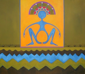 Earth Goddess (sold)