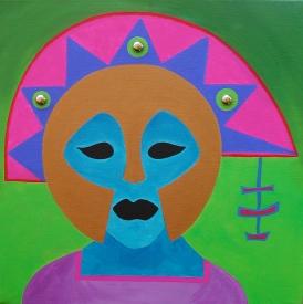 A (Talking Mask Series)