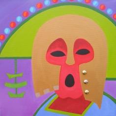 O (Talking Mask Series)