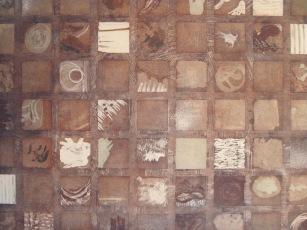 Coppertone (Intaglio print)