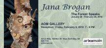 Jana Brogan Invitation