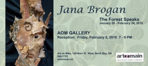 Jana Brogan Invitation