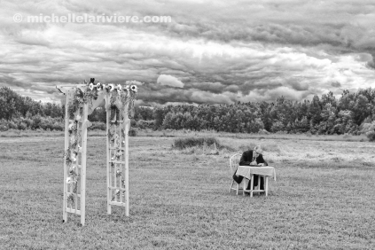 Preacher in the Meadow