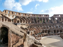 Colosseum Reconstructed Stage