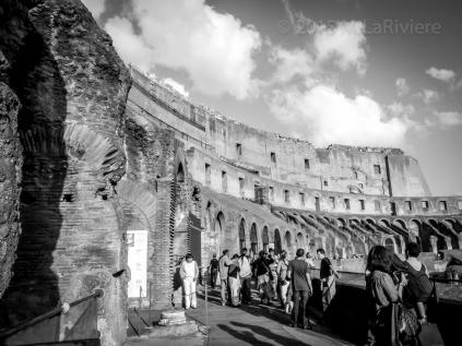 Colosseum Interior
