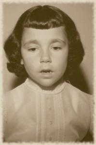 A Studio Photographer's Portrait of Me at Age Five
